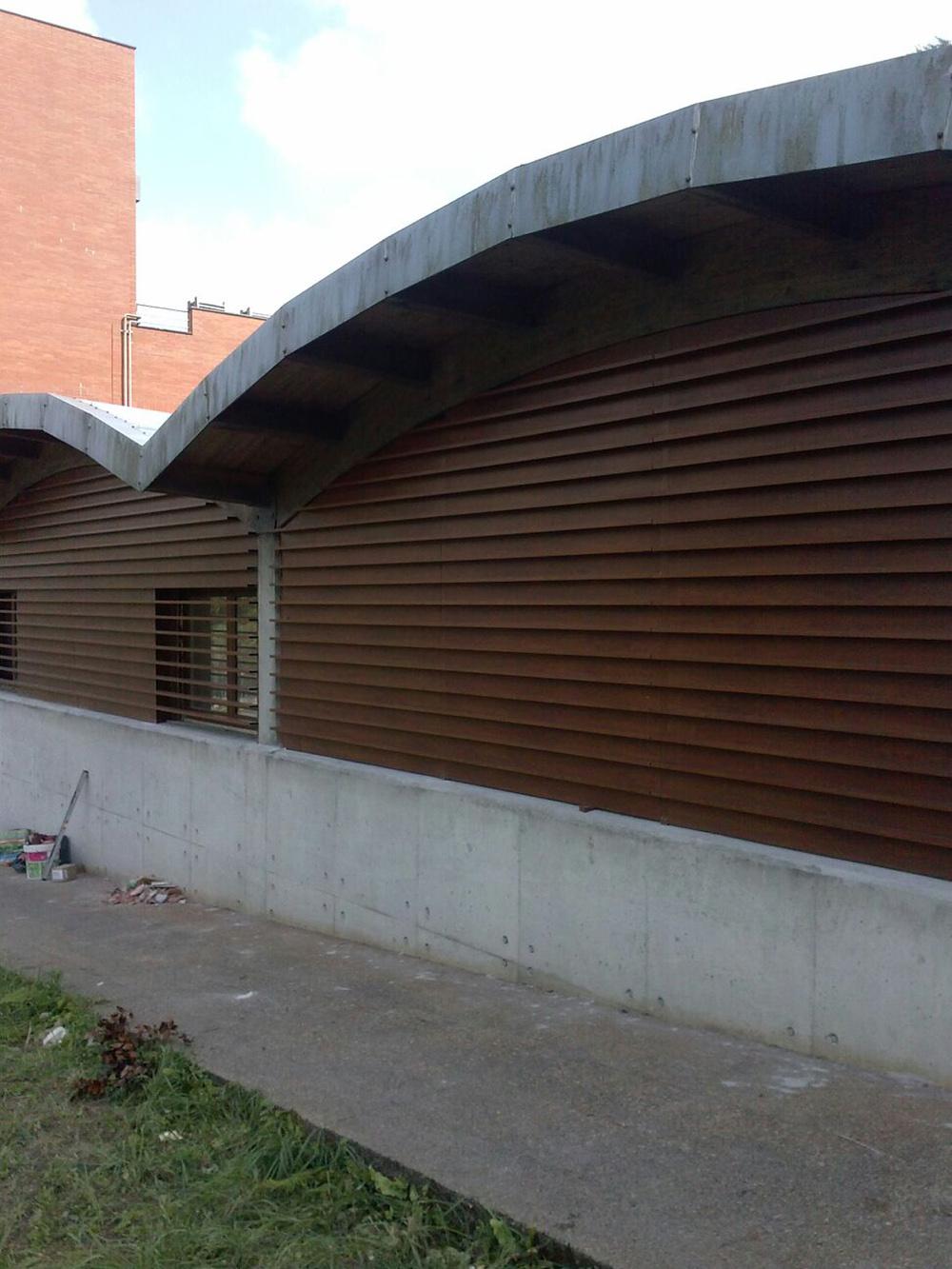 fachadas ventiladas aluminio
