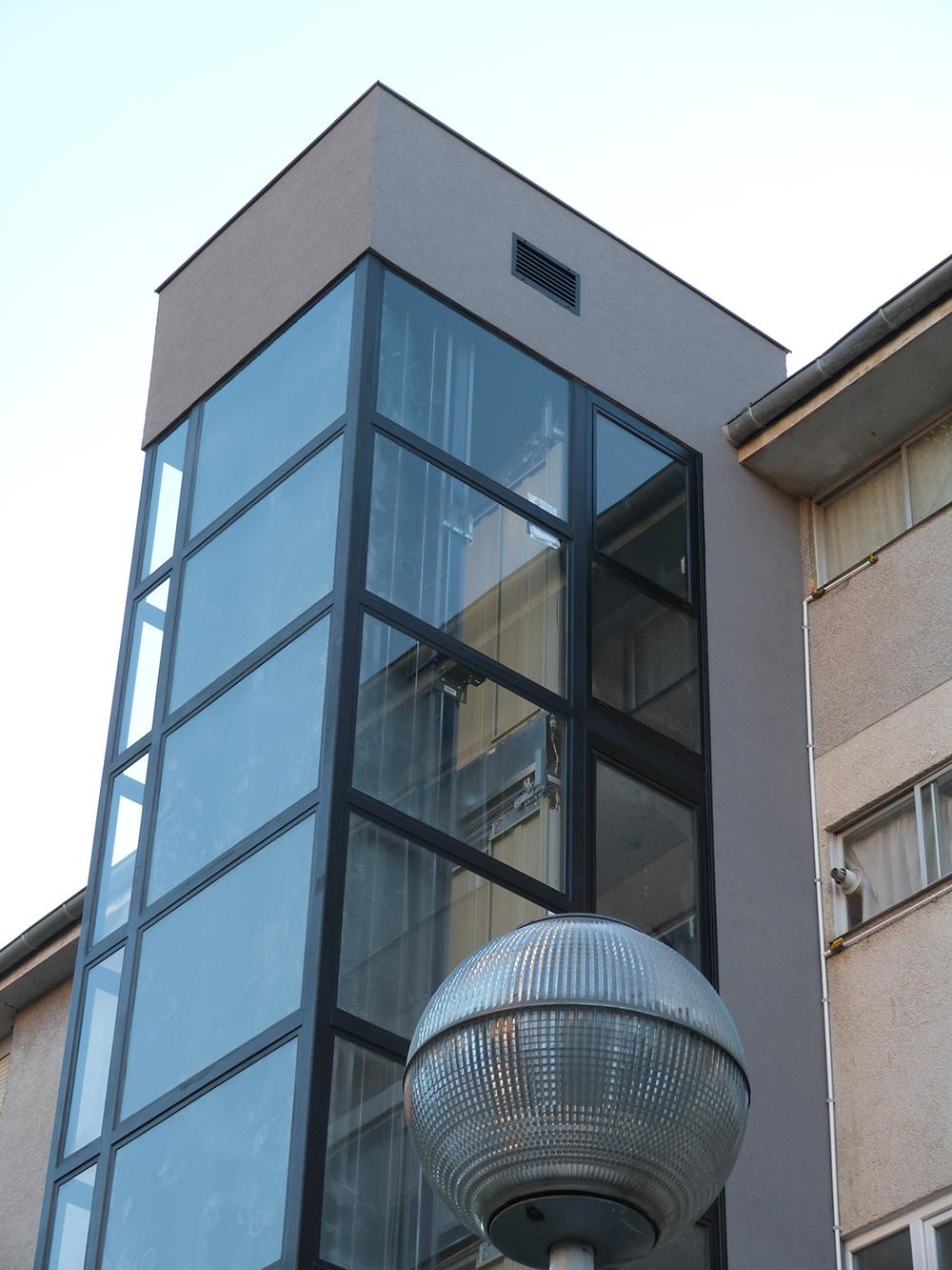 fachadas ventiladas aquarock y aquapanel