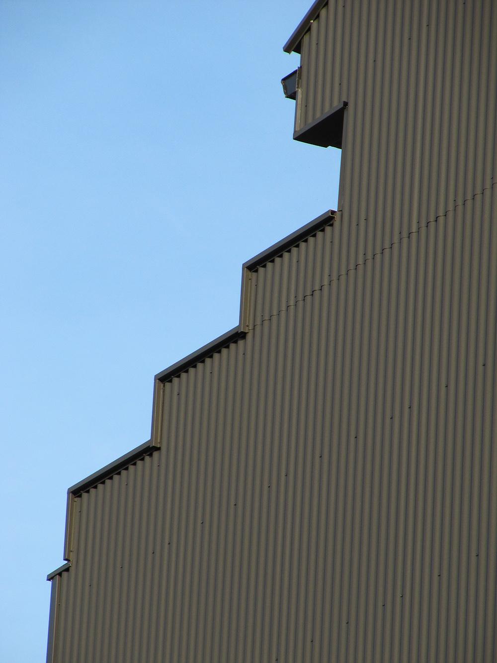 fachadas ventiladas chapa minionda