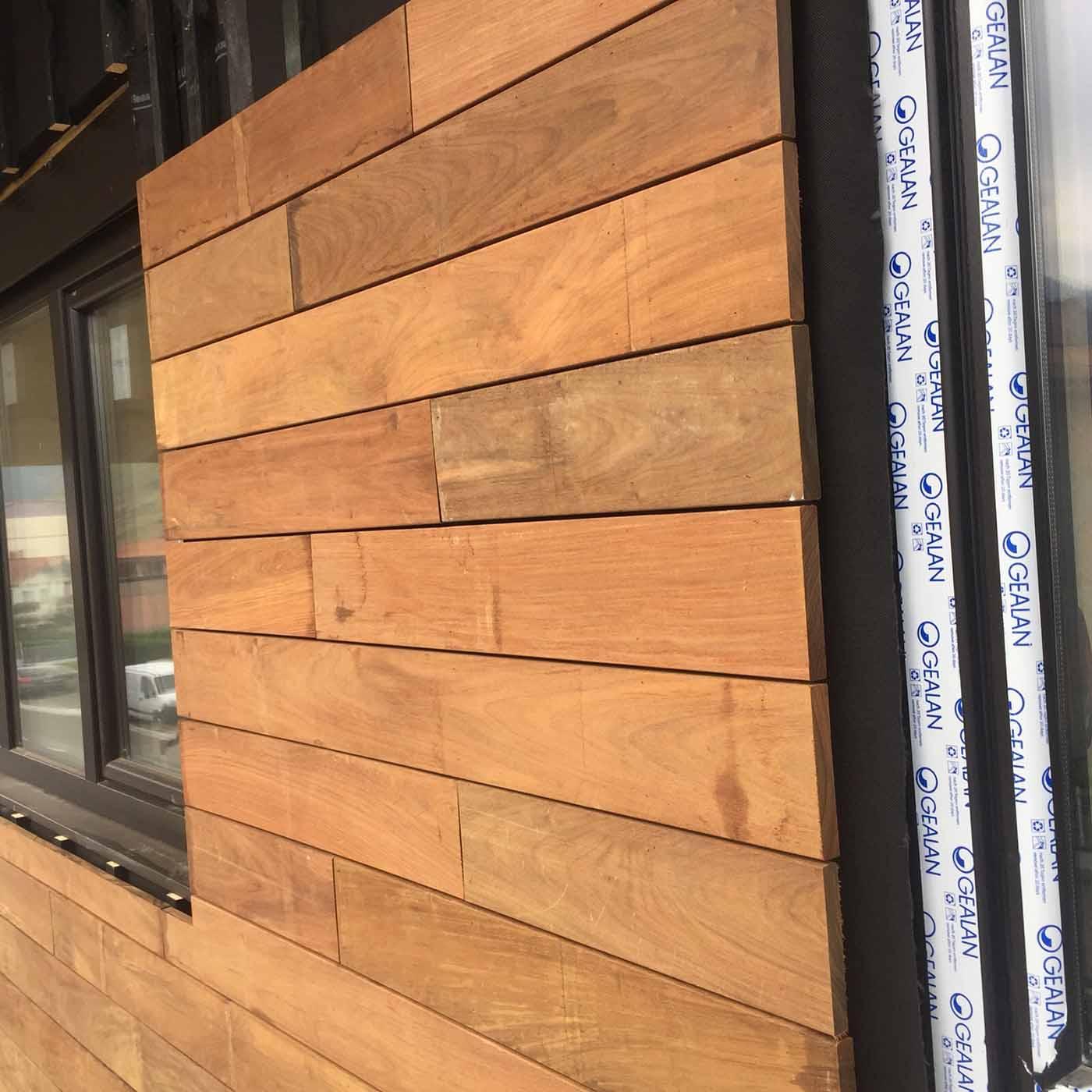 Fachadas ventiladas madera berriatua