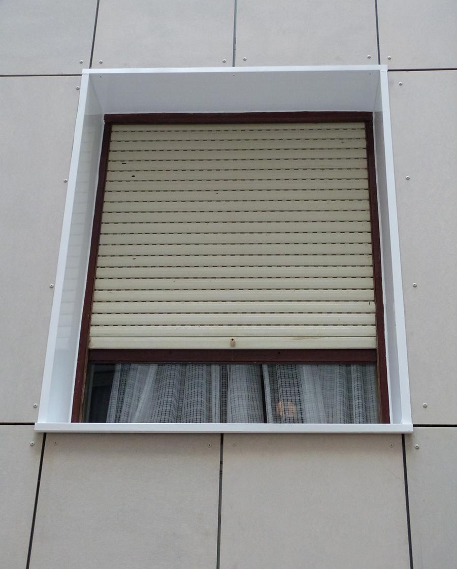 Fachadas ventiladas fibrocemento